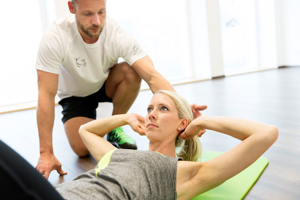 Personal Training Promnitz Physiotherapie