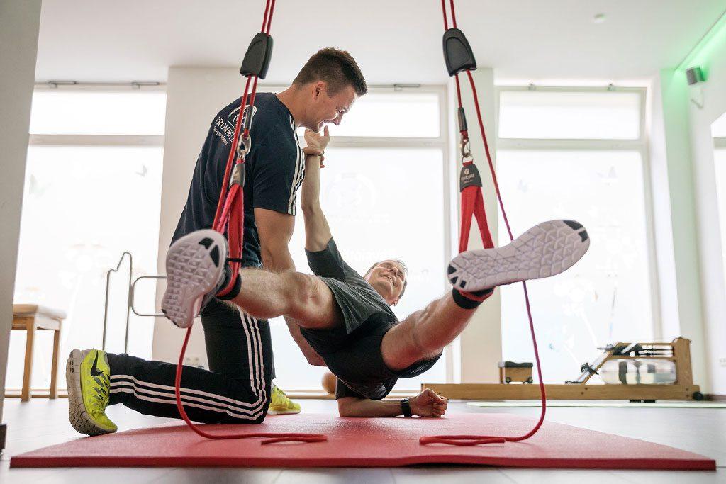 Promnitz Physiotherapie Rehabilitation Schwerpunkte