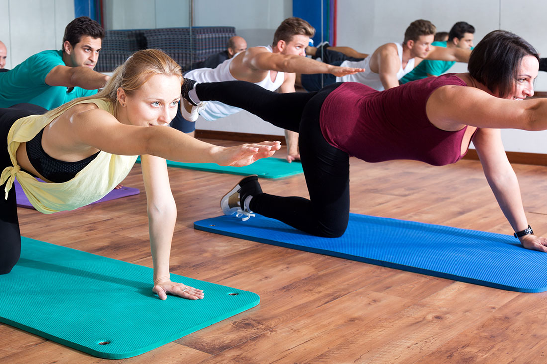 Pilates Promnitz Physiotherapie Brandenburg
