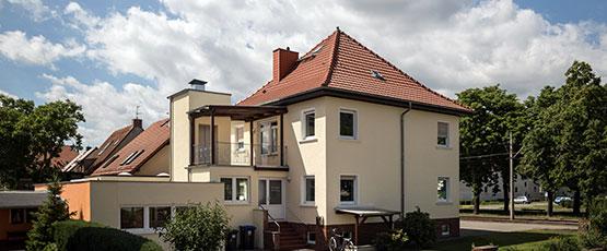 Promnitz Physiotherapie Standort Brandenburg Lilienweg