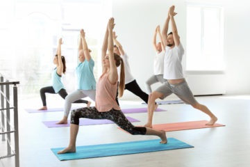 Yoga Promnitz Physiotherapie