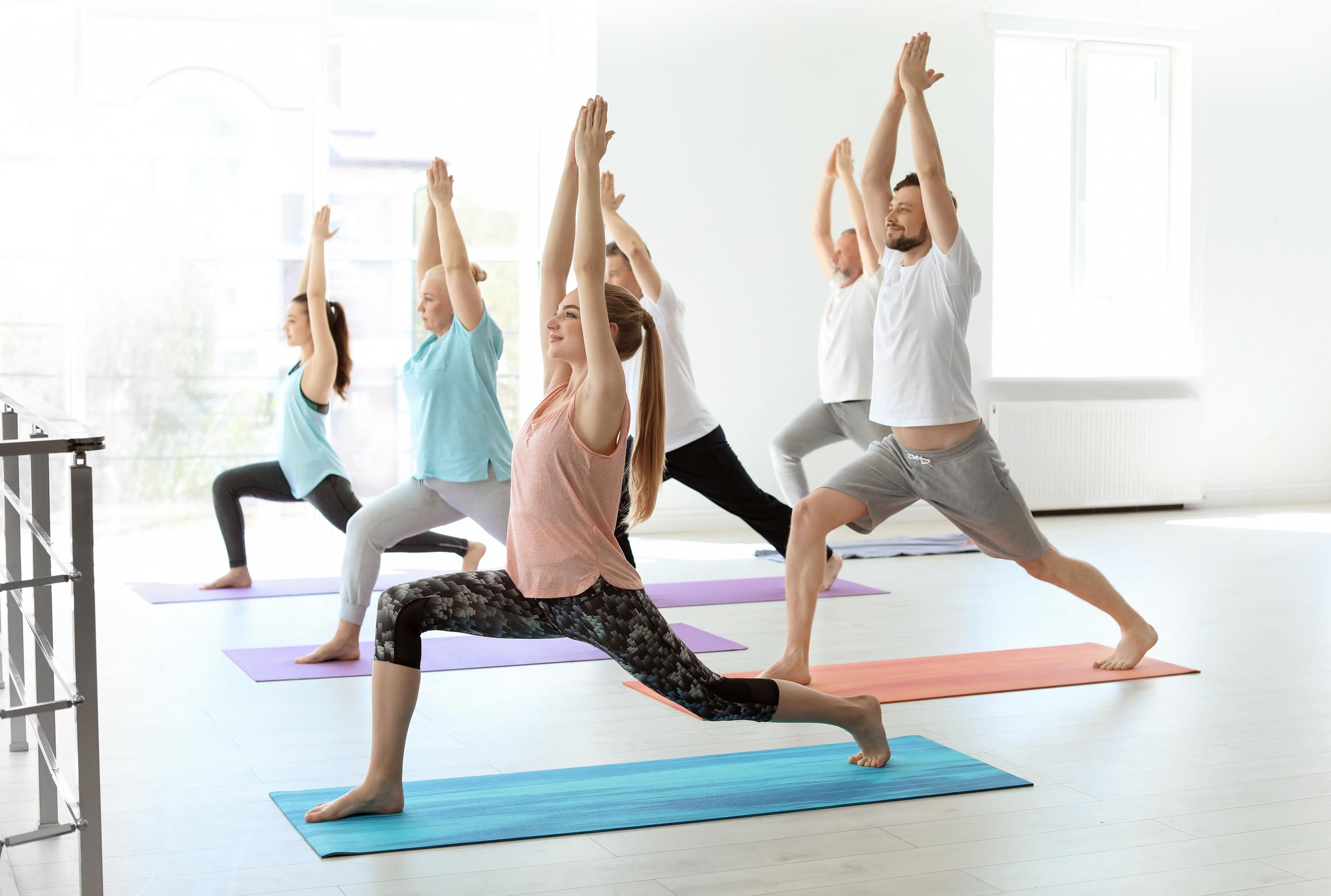 Yoga Promnitz Physiotherapie