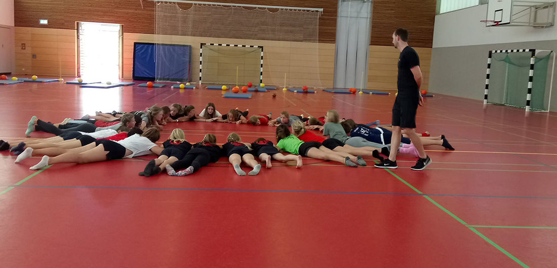 Hockeycamp Promnitz Physiotherapie