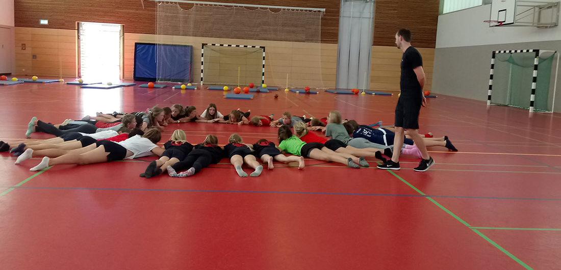Hockeycamp Promnitz Physiotherapie