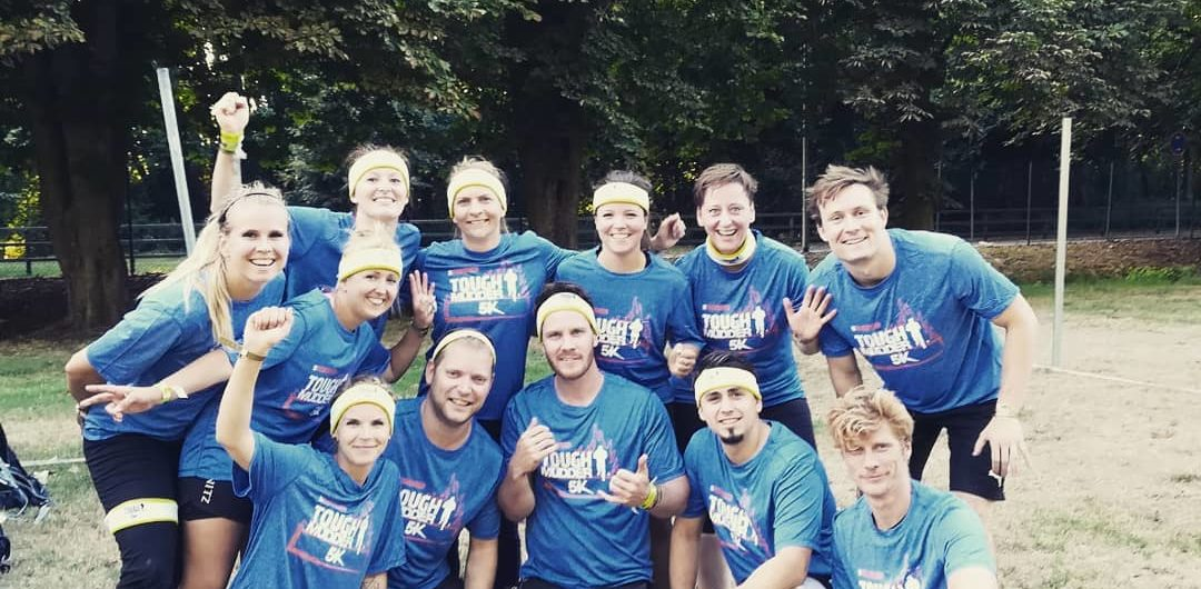 ToughMudder Team Promnitz Physiotherapie