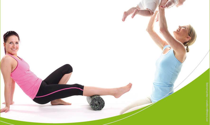 Fasziengymnastik und Mutter-Kind-Kurs Promnitz Physiotherapie