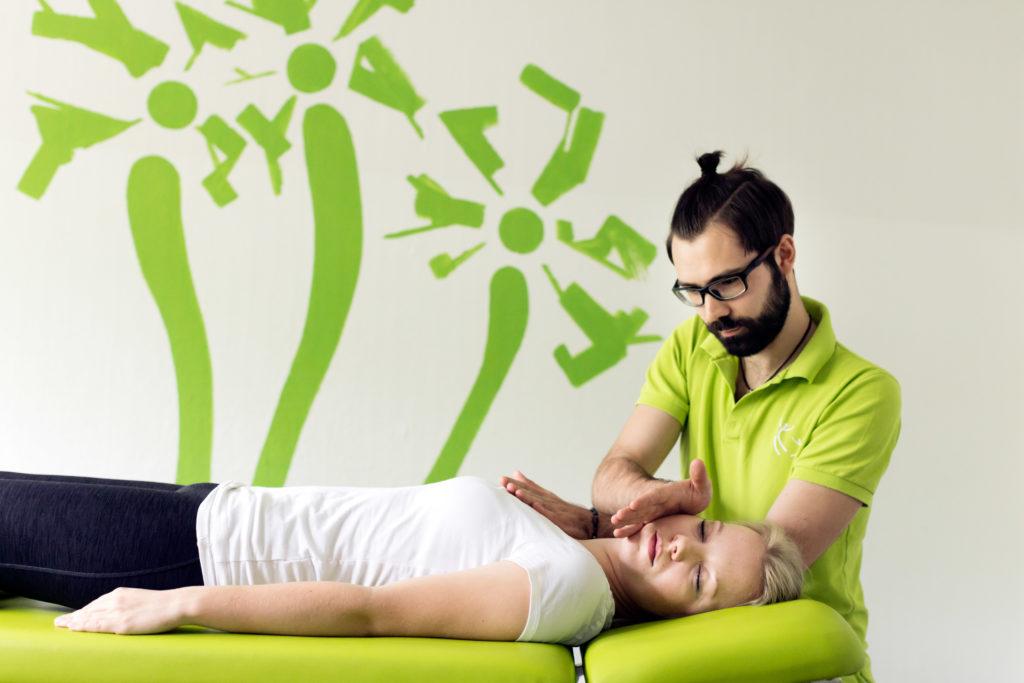 Osteopathie Promnitz Physiotherapie