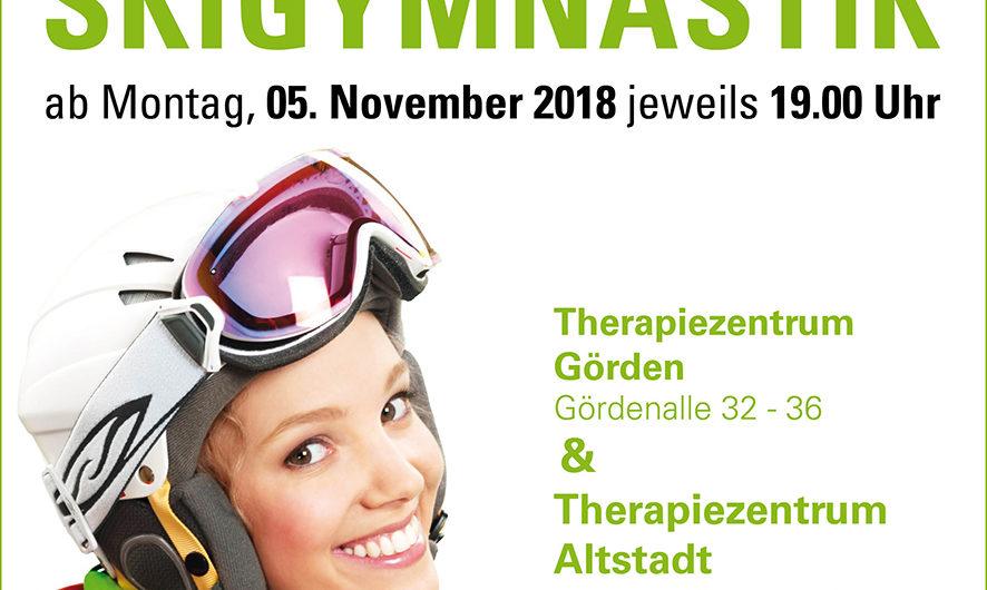 Skigymnastik Brandenburg Promnitz Physiotherapie