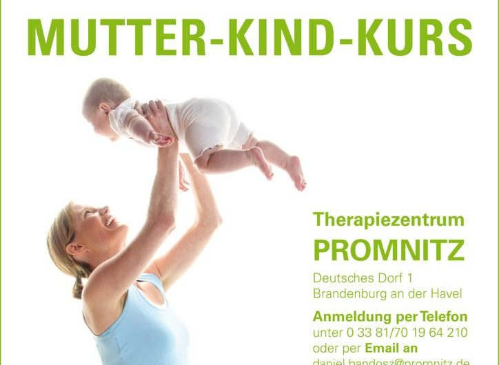 Mutter-Kind-Kurs Promnitz Physiotherapie