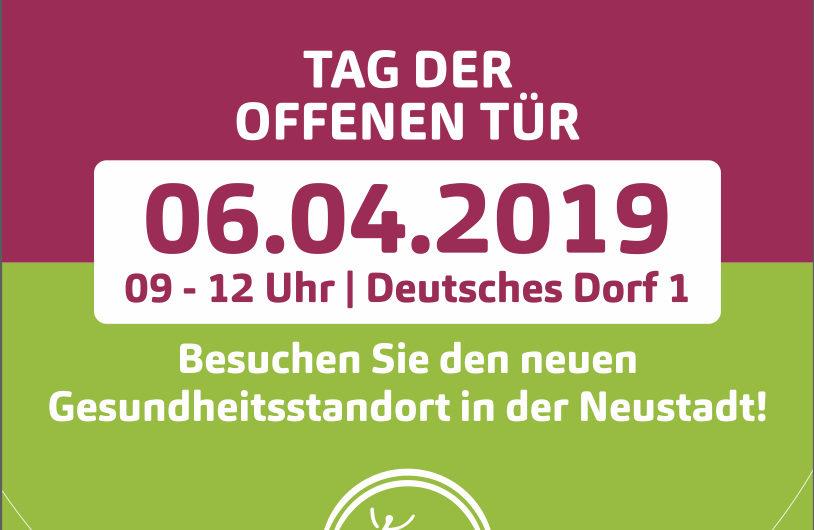 Gesundheitsstandort Tag der offenen Tür in Brandenburg