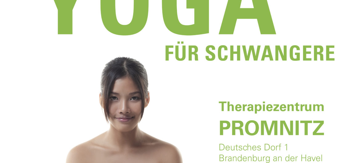 Yoga für Schwangere Therapiezentrum Promnitz