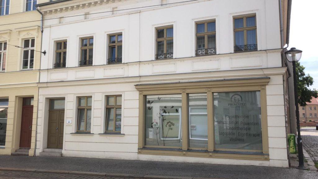 Unser Standort in der Brandeburger Altstadt