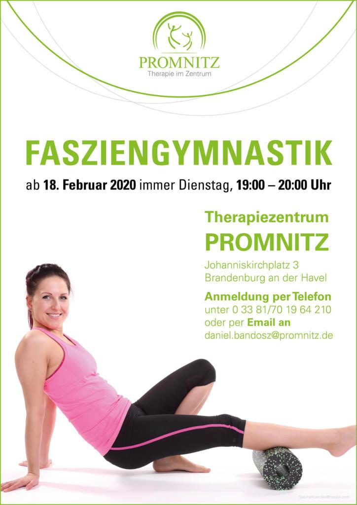Promnitz Faszienkurs Altstadt