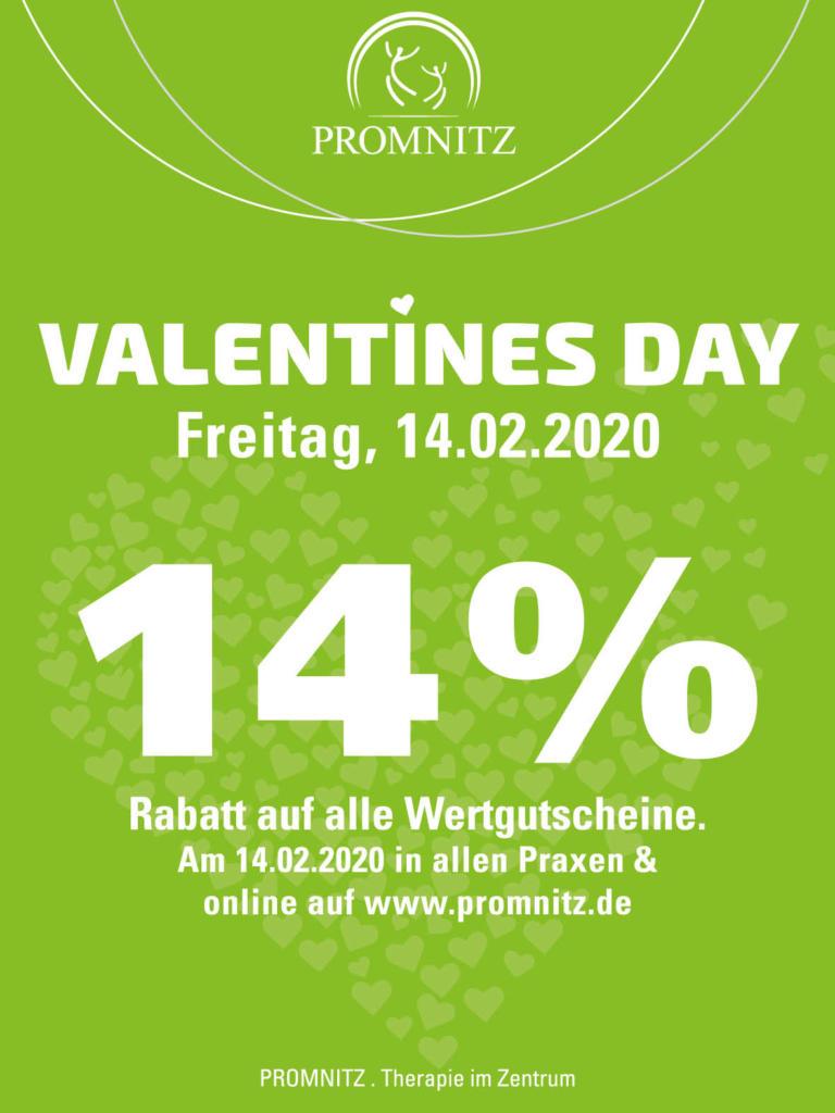 Valentinstag PROMNITZ 2020